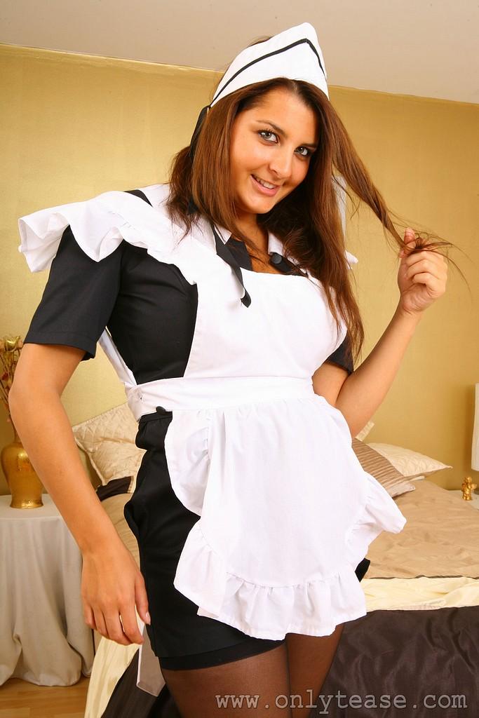 Big Boobs Maid